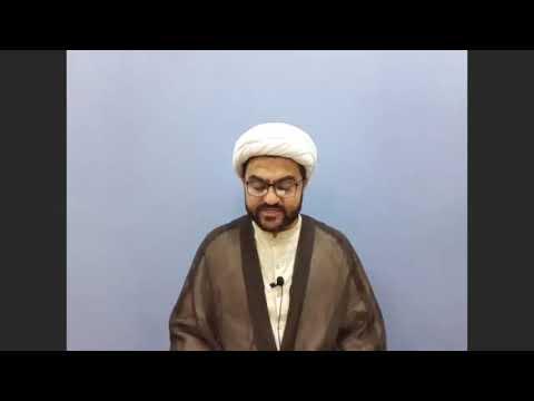 [18]Tafseer e Quran | Maulana Muhammad Nawaz | 18th Ramazan 1441 - 12 May 2020 - URDU