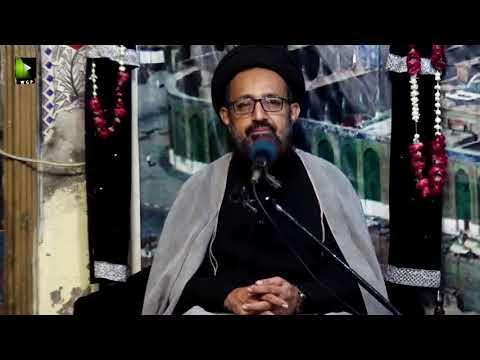 [Majlis] Topic: Nigah -e- Imam Hassan (as) May Rohani Zindagi Kay 5 Usool | Safar 1442/2020 | Urdu