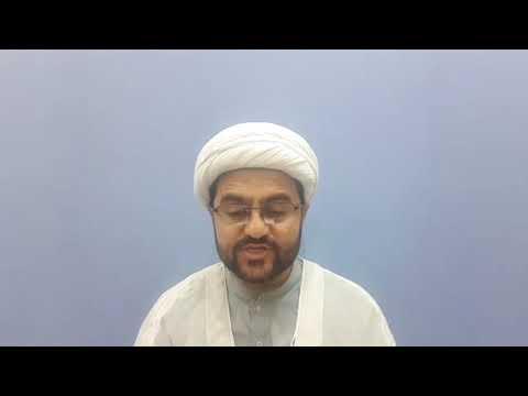[23] Dua o Munajat | Dua e Makaram e Ikhlaq(1) | H.I Muhammad Nawaz | 23rd Ramazan 1441-17 May 2020 - URDU