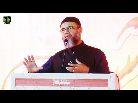[Speech] Shab -e- Shohada | Moulana Ali Naqi Hashmi | 14 November 2020 | Urdu