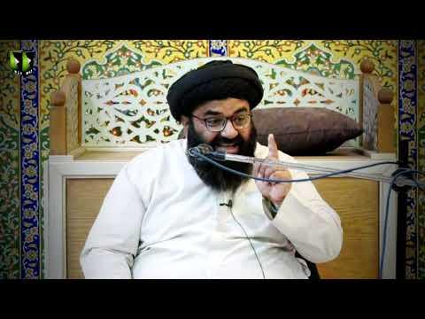 [Clip] Adalat Khwahi - عدالت خواہی | H.I Syed Kazim Abbas Naqvi | Urdu