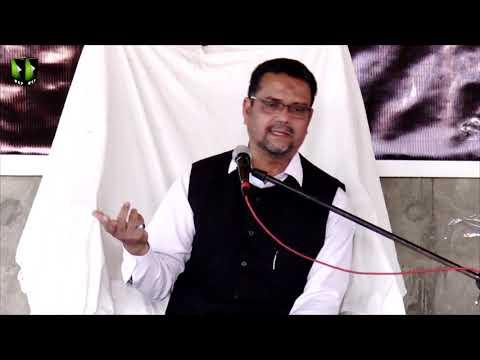 [Majlis] Essal -e- Sawab | Walida Moulana Ali Murtaza Zaidi | Khitab: Dr. Zahid Ali Zahidi | Urdu