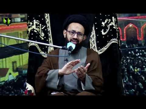 [Majlis] Topic: Mout Kis Kay Liey Talkh Or Kis Kay Liey Shireen | H.I Sadiq Raza Taqvi | Urdu