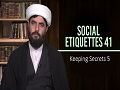 Social Etiquettes 41 | Keeping Secrets 5 | Farsi Sub English