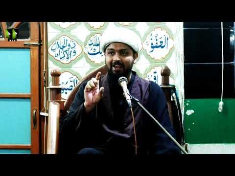 [Majlis 1] Mayaar-e-Fazilat Or Bint-e-Risalat   Moulana Ali Sajjad Murtazavi   Ayaam-e-Fatimiya 1442   Urdu