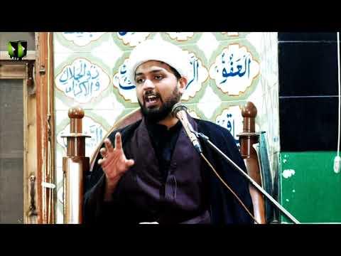 [Majlis 2] Mayaar-e-Fazilat Or Bint-e-Risalat   Moulana Ali Sajjad Murtazavi   Ayaam-e-Fatimiya 1442   Urdu