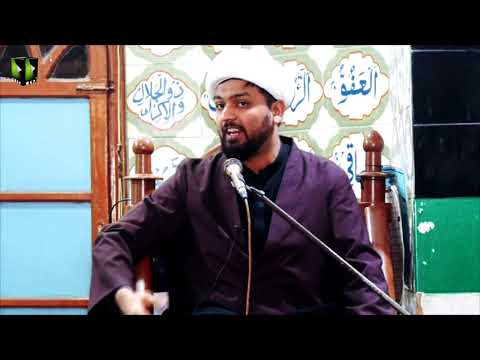 [Majlis 3] Mayaar-e-Fazilat Or Bint-e-Risalat   Moulana Ali Sajjad Murtazavi   Ayaam-e-Fatimiya 1442   Urdu