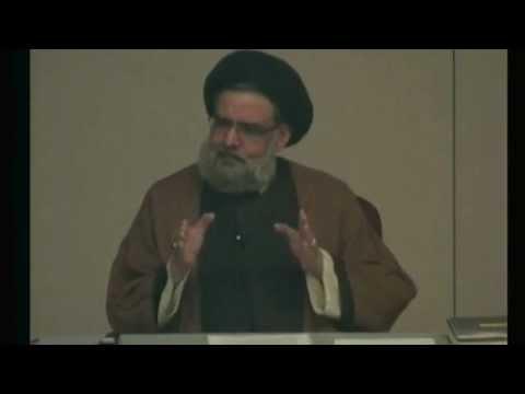 [ Lesson I] Barzakh: Introduction and Quranic Descriptions - Maulana Syed Muhammad Rizvi | English