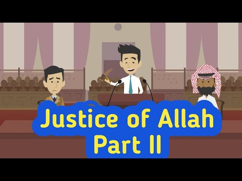 Kids Islamic Stories | Adl | Justice of Allah Part 2 | Muslim | Kaz School | English