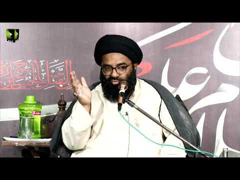 [Majlis] Ayaam-e-Fatimiya (sa) - 1442 |  H.I Kazim Abbas Naqvi | 22 January 2021 | Urdu