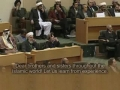 Rehbar Muslimeen about GAZA - Part 3 - Persian sub English