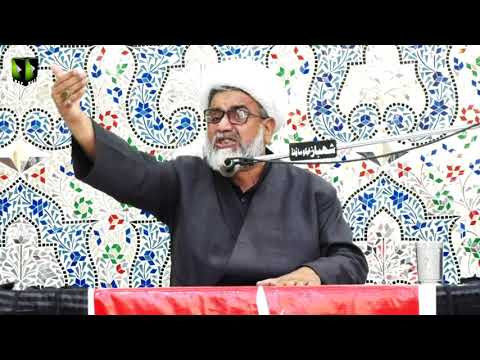 [Speech] Markazi Majlis -e- Barsi | H.I Raja Nasir Abbas | 23 January 2021 | Urdu