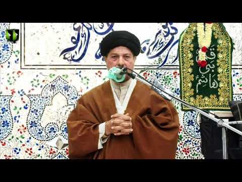 [Speech] Markazi Majlis -e- Barsi | Moulana Baqar Abbas Zaidi | 23 January 2021 | Urdu