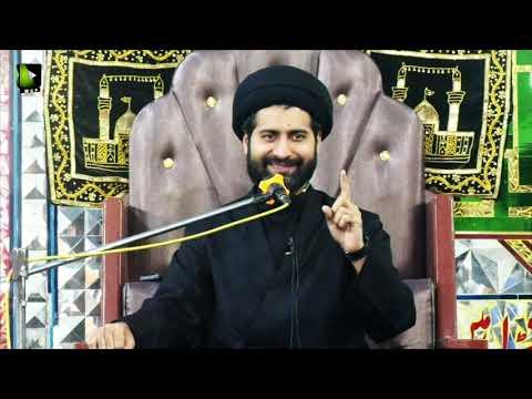 [Majlis 2] Ayaam-e-Fatimiya (sa) - 1442 |  Moulana Syed Arif Shah Kazmi | Urdu