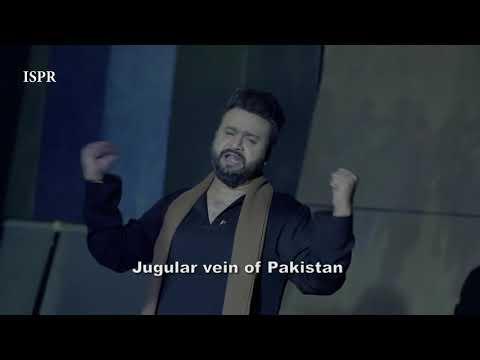 Kashmir Hun Mein   Kashmir Day Song   Sahir Ali Bagga  ISPR Official Video - Urdu subs Eng