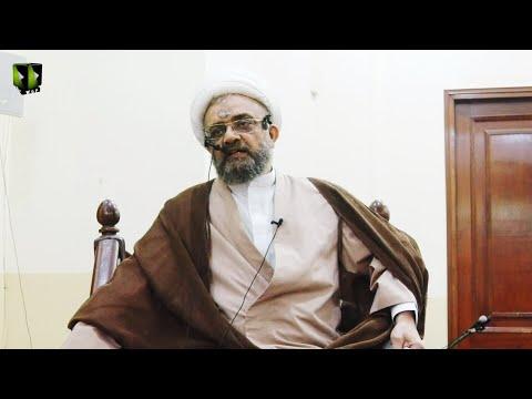 [Dars] Mah -e- Rajab Ke Manwi Ahmeyat | Moulana Aqeel Sadiqi | Urdu