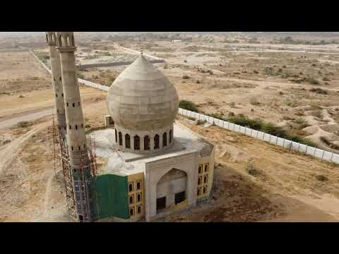 Mehdia City Drone Video Footage