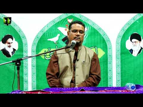 [Dars] Tafzeel -e- Moula Ali (as) | Aytekaaf-e-Alwi 1442 | Dr. Zahid Ali Zahidi | Urdu