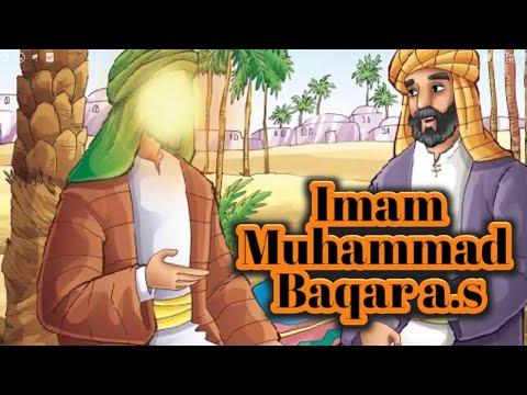 Imam Muhammad Baqir | Beautiful Animated Story for kids | Kazschool | English