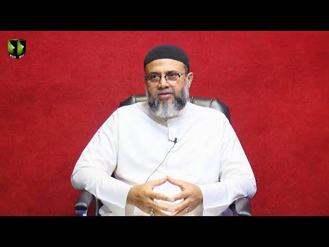 [Fikri Nashist]  Current Affairs - حالات حاضرہ   Moulana Ali Naqi Hashmi   22 March 2021   Urdu