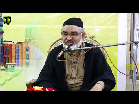 [Speech] Shab-e-Dua | Nema Shaban | Wiladat Imam Mehdi (atfs) | H.I Ali Murtaza Zaidi | 29 Mar 2021 | Urdu
