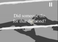 Would you buy a diamond if ... - English