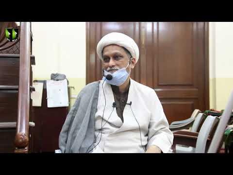 [Dars] Imam -e- Zamana (atfs) Kay Zahoor Ke Rukawatain   H.I Dr. Aqeel Mosa   Urdu
