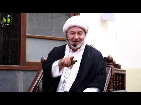 [Lecture 4] Topic: Nazariya -e- Wilayat -e- Faqhi | Moulana Muhammad Abbas Shakari | Urdu