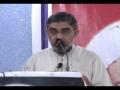 24th Ramazan 09 - 14th Barsi of Shaheed Hamid Ali Bhojani - AMZ - Urdu