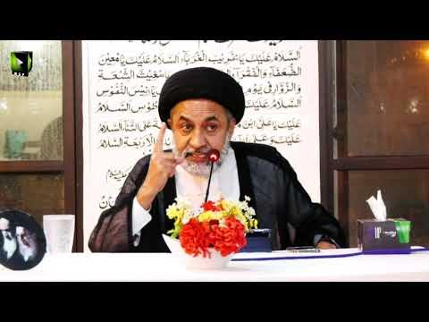 [Shab -e- Dua]  Speech: H.I Muhammad Haider Naqvi | 17 April 2021 | Urdu
