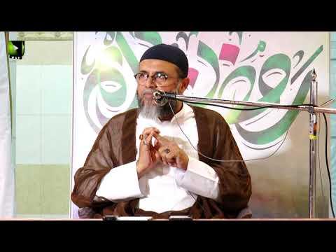 [3] Ramzaan Or Emaan   Moulana Ali Naqvi Hashmi   Mah-e-Ramzaan 1442   Urdu