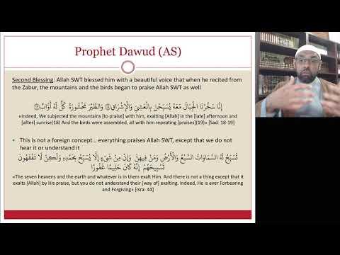 [Ramdhan Lecture III ] Stories From Quran   Sheikh Jaffer H Jaffer   English
