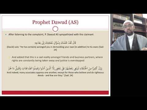 [Ramdhan Lecture IV ] Stories From Quran   Sheikh Jaffer H Jaffer   English