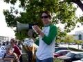 Quds Day Rally 09-18-2009 - Anna Baltzer - Saint Louis USA  - English