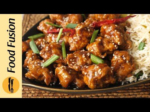 [Quick Recipe] General TSO Chicken - English & Urdu/Hindi