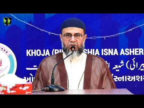 [Lecture] Yemen Par Musalat Jang Kay 6 Saal   Moulana Ali Naqi Hashmi   Mah-e-Ramzaan 1442   Urdu