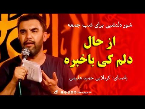 از حال دلم کی باخبره )شور دلنشین( کربلایی حمید علیمی | Farsi
