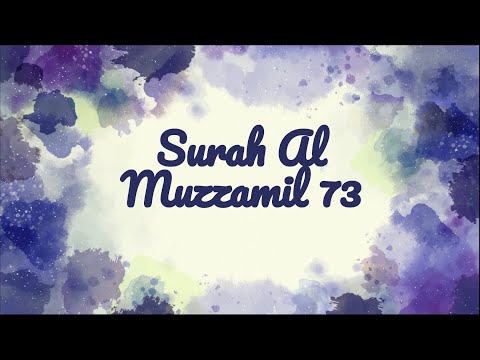 Keep The Message Of Quran Alive | Quranic Highlights | Surah Al Muzzamil 73 | English