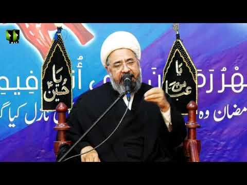 [Majlis 2] Imam Ali (as) Ka Rasta | Ayaam-e-Shahadat Imam Ali (as) | H.I Muhammad Amin Shaheedi | Urdu