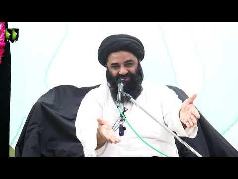 [Majlis 2] Ayaam-e-Shahadat Imam Ali (as) | H.I Kazim Abbas Naqvi |  Mah -e- Ramzaan 1442/2021 | Urdu