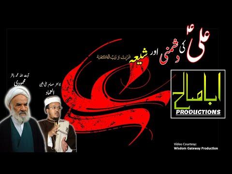 CLIP | علیؑ کی دشمنی اور شیعہ | H.I. Muhammad Ali Ghayyuri | Urdu