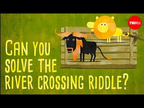 Can you solve the river crossing riddle? - Lisa Winer - English