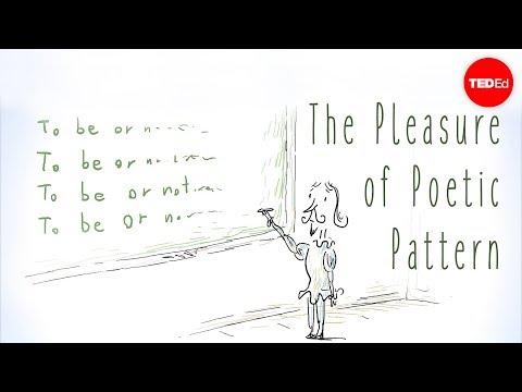 The pleasure of poetic pattern - David Silverstein - English