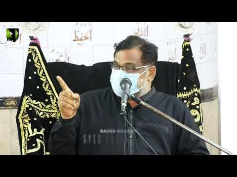 [Salam] Ali (as) Ke Inqalabi Zindagi Say   Br. Shuja Rizvi   Urdu