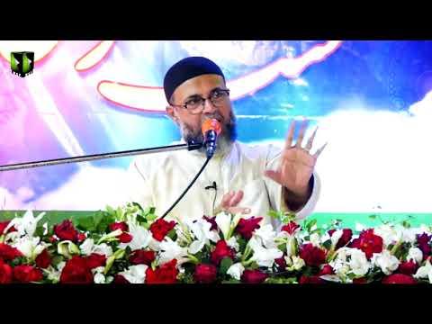 [Shab -e- Dua]  Current Affairs - حالات حاضرہ | Moulana Ali Naqi Hashmi | 08 May 2021 | Urdu