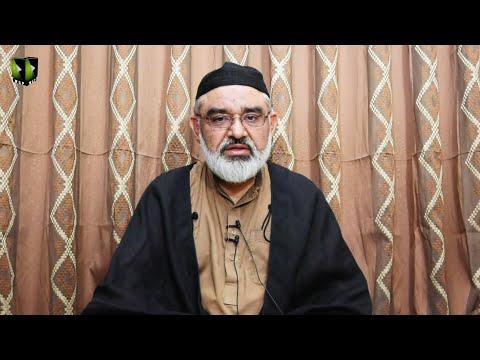 [4] Marfat or Bandagi | H.I Ali Murtaza Zaidi | Mah-e-Ramzaan 1442 | Urdu