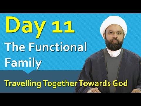 Traveling Together Towards God - Ramadan Reflections 11 - 2021 | English