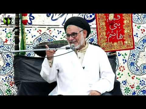 [Majlis-e-Aza] Youm -e- Inhedam -e- Jannat -ul- Baqi   H.I Hasan Zafar Naqvi   19 May 2021   Urdu
