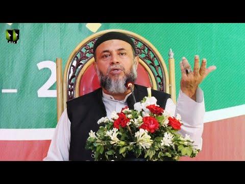 [Speech] 49th Youm-e-Tasees Imamia Students Organization Pakistan   H.I Naqi Hashmi   22 May 2021   Urdu