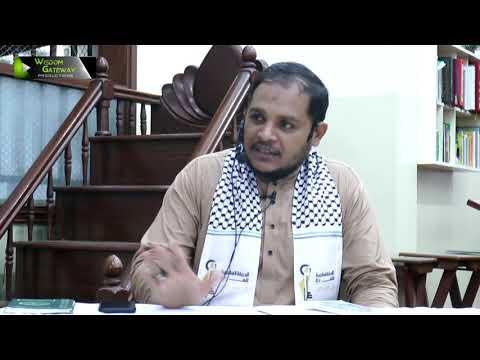 [Lecture]  Palestine Ke Mojuda Sorat -e- Haal   Dr. Sabir Abu Maryam   29 May 2021   Urdu